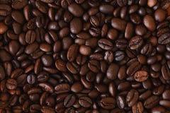 Fondo de los granos de café Imágenes de archivo libres de regalías