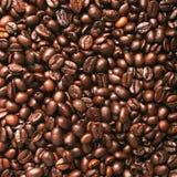 Fondo de los granos de café de Brown Imágenes de archivo libres de regalías