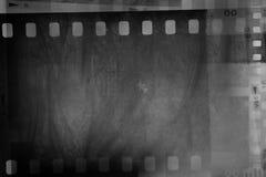 Fondo de los marcos de película fotos de archivo libres de regalías