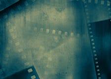 Fondo de los marcos de película foto de archivo