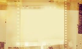 Fondo de los marcos de película imagen de archivo