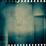 Fondo de los marcos de película fotografía de archivo