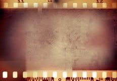 Fondo de los marcos de película imagenes de archivo