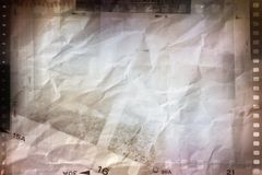 Fondo de los marcos de pel?cula imagen de archivo libre de regalías