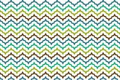 Fondo de los modelos de zigzag libre illustration