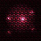 Fondo de los mosaicos del vector Imagen de archivo libre de regalías