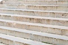 Fondo de los pasos de las escaleras del granito Imagen de archivo