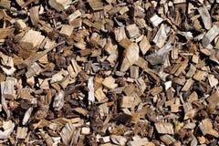 Fondo de los pedazos de madera Fotos de archivo