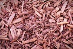 Fondo de los pedazos de madera Fotografía de archivo libre de regalías