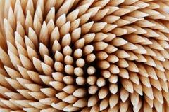 Fondo de los Toothpicks imagen de archivo libre de regalías