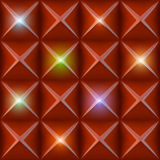 Fondo de los triángulos Foto de archivo