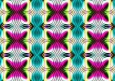 Fondo de lujo abstracto Ilustrations generado por ordenador stock de ilustración