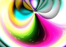 Fondo de lujo abstracto Ilustrations generado por ordenador ilustración del vector