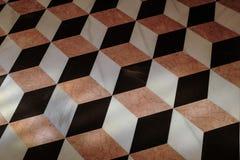 Fondo de mármol del piso fotos de archivo