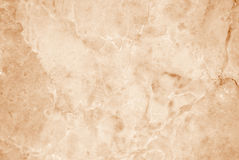 Fondo de mármol marrón claro de la textura, modelos de lujo del papel pintado y efecto superficial del contexto Imagen de archivo libre de regalías
