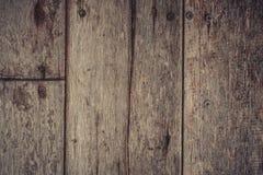 Fondo de madera áspero de la textura del piso fotos de archivo
