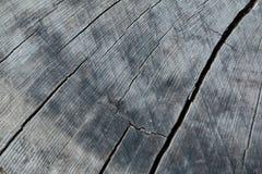 Fondo de madera agrietado Imagenes de archivo