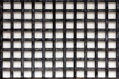 Fondo de madera ajustado de la pared Imagen de archivo libre de regalías