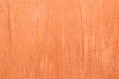 Fondo de madera anaranjado hermoso fotografía de archivo libre de regalías
