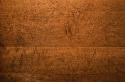 Fondo de madera apenado de la sobremesa Foto de archivo libre de regalías