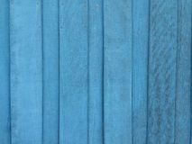 Fondo de madera azul fotografía de archivo
