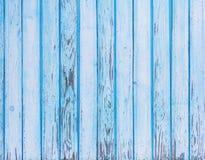 Fondo de madera azul Fotos de archivo libres de regalías