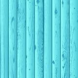 Fondo de madera azul azul de la textura Fotografía de archivo