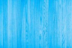 Fondo de madera azul de la textura imágenes de archivo libres de regalías