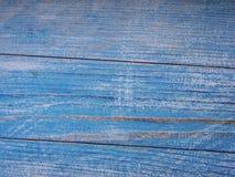 Fondo de madera azul de la textura del fondo imagen de archivo