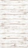 Fondo de madera blanco con textura de madera natural del modelo foto de archivo