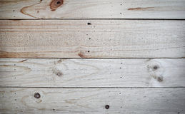 Fondo de madera blanco de la textura Fotografía de archivo libre de regalías