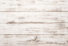 Fondo de madera blanco de la textura con los modelos naturales Foto de archivo