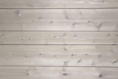 Fondo de madera blanco de la textura, paredes del interior Fotos de archivo libres de regalías