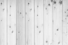 Fondo de madera blanco de la textura, paredes del interior Fotos de archivo