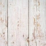 Fondo de madera blanco de la textura imagen de archivo