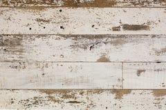 Fondo de madera blanco/gris de la textura con los modelos naturales Suelo fotografía de archivo libre de regalías