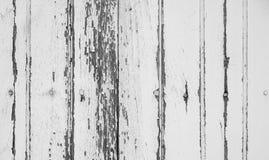 Fondo de madera blanco de la textura Imagenes de archivo