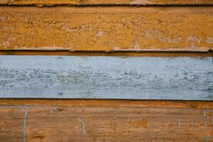 Fondo de madera Fondo de madera con color del orandge del espacio de la copia imagen de archivo