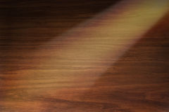 Fondo de madera con el proyector imagenes de archivo
