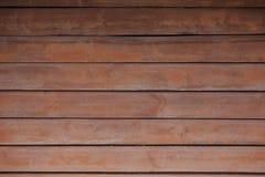 Fondo de madera de Brown Imágenes de archivo libres de regalías