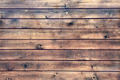 Fondo de madera de Brown del panel del tablón del tablero, XXXL Fotos de archivo libres de regalías