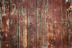 Fondo de madera de la cerca Fotos de archivo libres de regalías