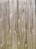 Fondo de madera de la cerca Fotos de archivo