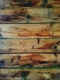 fondo de madera de la cerca, extracto de madera asombroso blanco del efect del negro del papel pintado de la textura Imágenes de archivo libres de regalías