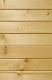 Fondo de madera de la pared Imagen de archivo