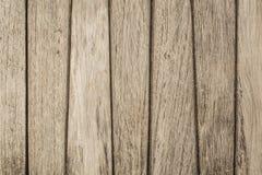 Fondo de madera de la pared Foto de archivo libre de regalías