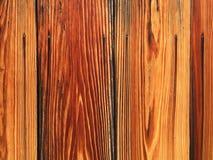 Fondo de madera de la pared Imagenes de archivo
