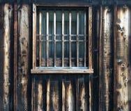 Fondo de madera de la pared Fotografía de archivo libre de regalías