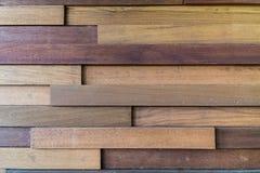 Fondo de madera de la raya Fotografía de archivo