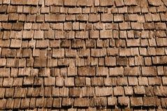 Fondo de madera de la ripia Foto de archivo